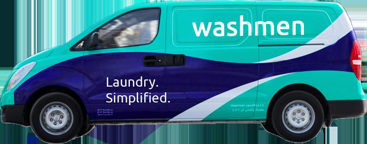 Laundry Van